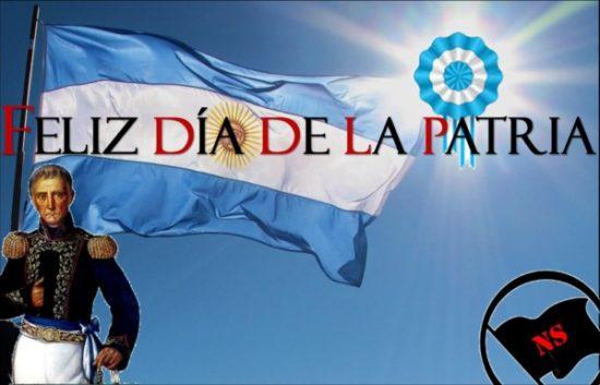 Semana de Mayo Argentina - celeste y blanca (8)