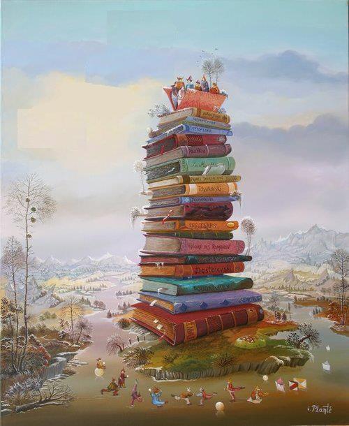 dia del libro+libros+escritor
