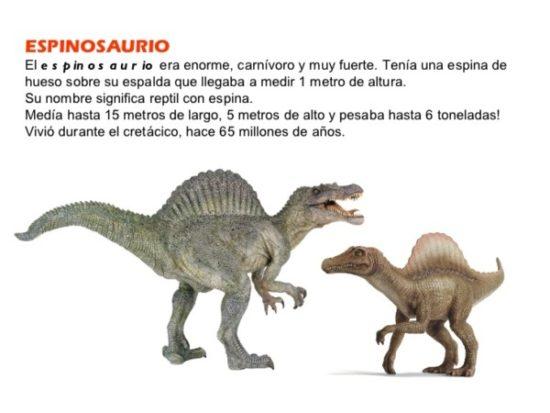 Dinosaurios información (1)
