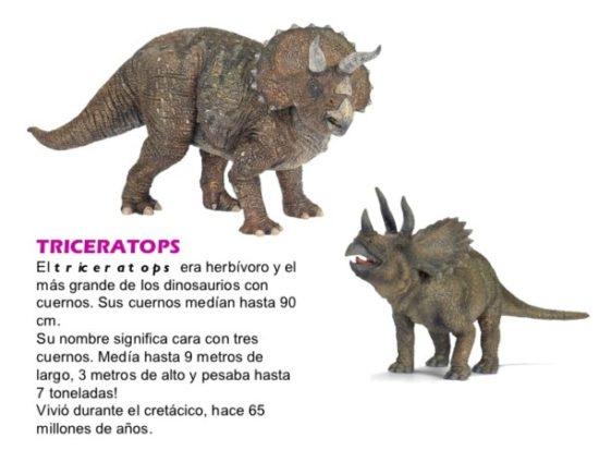 Dinosaurios información (2)