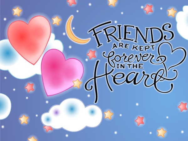 Frases De Amor Y Amistad: Imágenes Con Hermosos Pensamientos Y Mensajes De Amistad Y