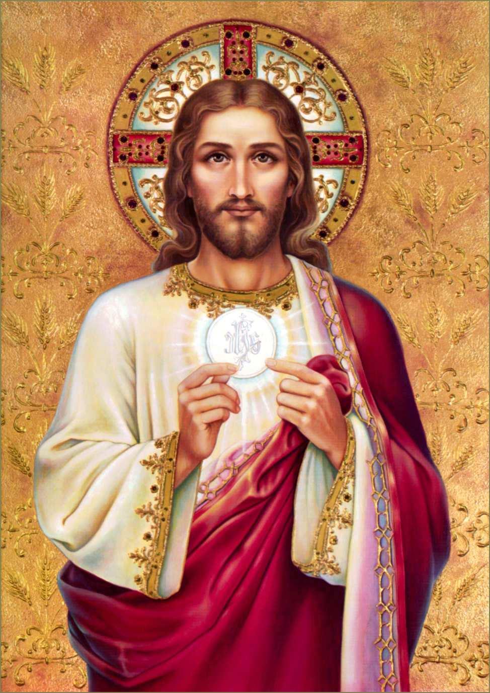 Jesús, Pan de Vida