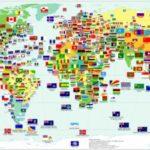 Imágenes de Banderas del Mundo: America, Europa, Africa, asia y Oceania