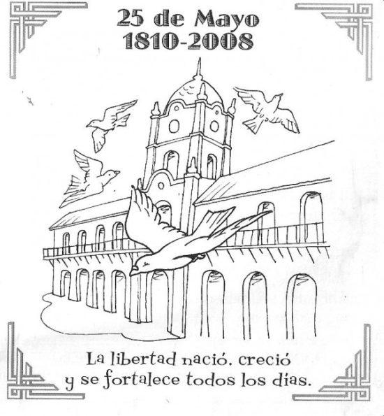 dibujos del 25 de mayo 1810 (9)