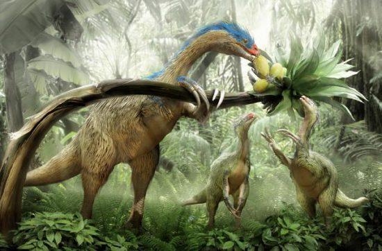 especies de Dinosaurios (7)