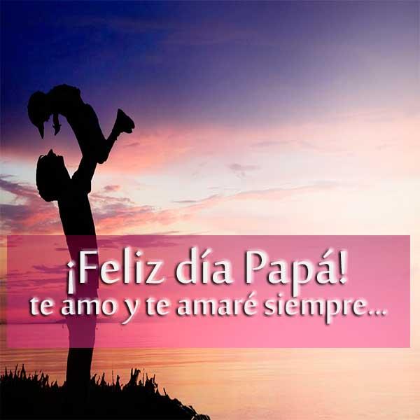 Imágenes Con Frases De Felíz Día Del Padre Para Dedicar El
