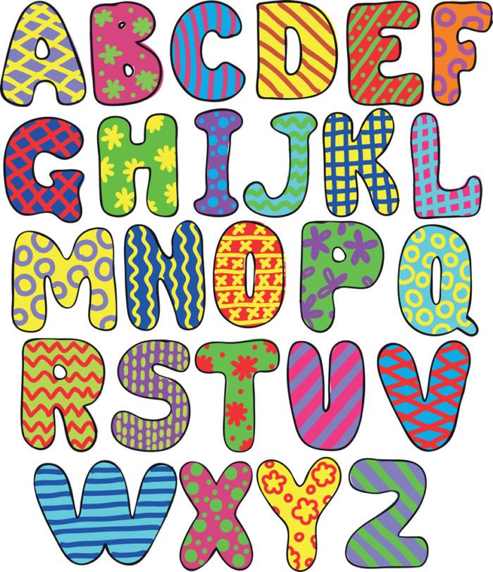 Im genes del abecedario letras dibujos fotos para for Cuisinier francais 7 lettres