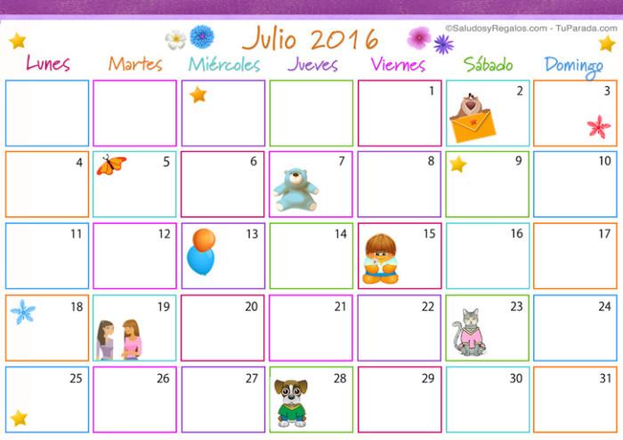 Calendario Mes De Julio.Calendario Informacion Imagenes Page 3