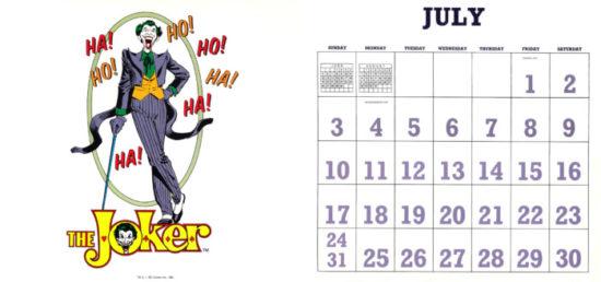 Calendario 2016 de Julio - descargar - imprimir (8)