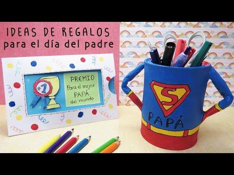 Manualidades Faciles Para El Dia Del Padre.105 Manualidades Para Regalos Del Dia Del Padre Infantiles Y