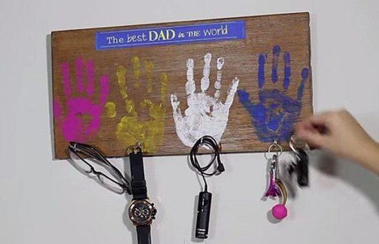 105 Manualidades Para Regalos Del Dia Del Padre Infantiles Y - Regalos-con-fotos-manuales