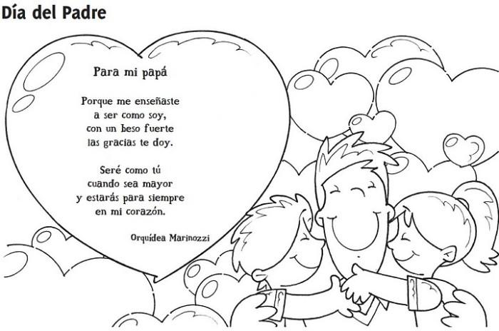 Imágenes Bonitas Con Dedicatorias Para El Día Del Padre Frases Y
