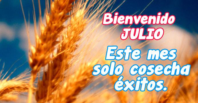 Risultati immagini per bienvenido julio