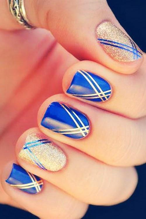 blue-nail-designs-2014