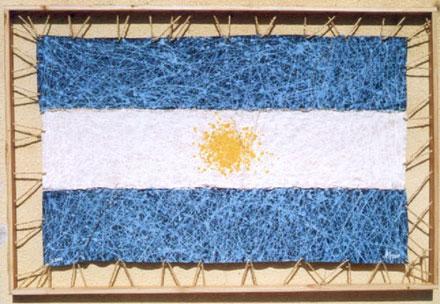 manualidades de banderas argentinas - 20 de junio (2)