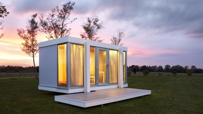 Fachadas de casas bonitas modernas de dos pisos simples for Casas infantiles de madera para jardin