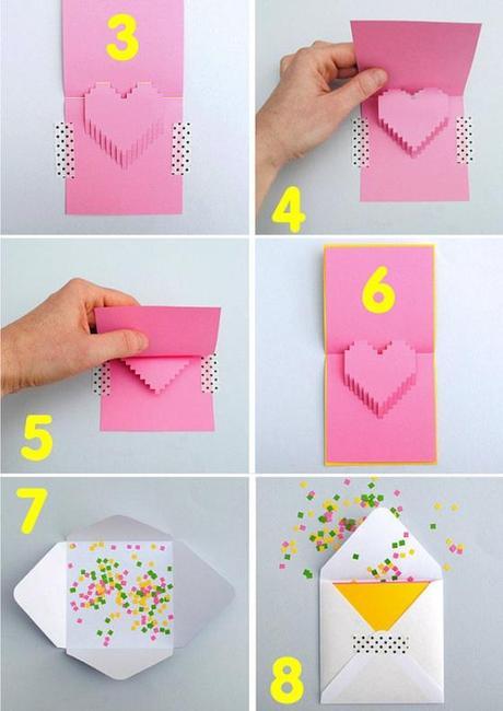 tarjetas de amor 3D - Pop up (11)