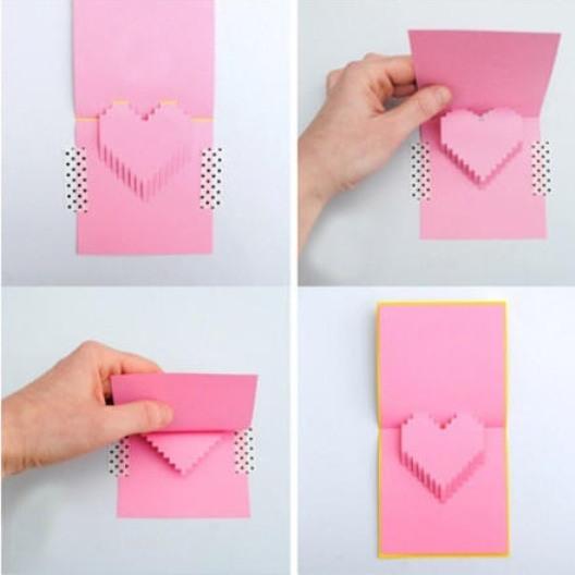 tarjetas de amor 3D - Pop up (12)
