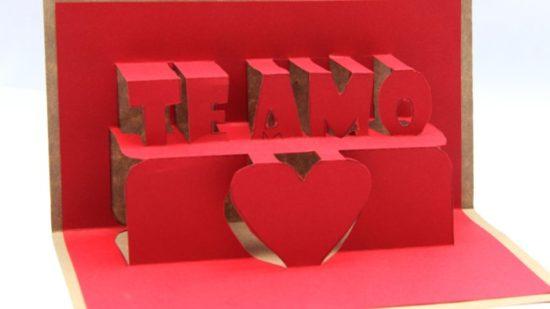 tarjetas de amor 3D - Pop up (18)