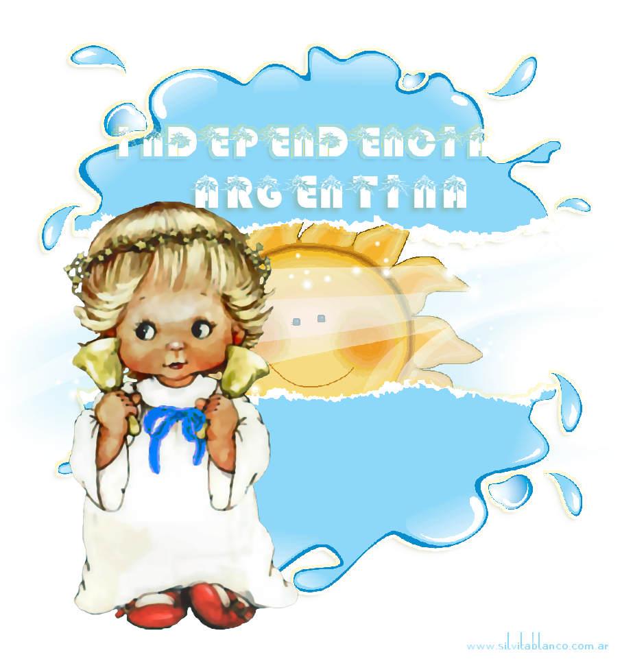 Información sobre el Día de la Independencia Argentina para niños ...