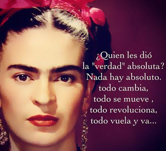 Frases y poemas de Frida Kahlo  (14)