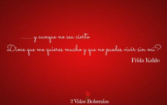 Frases y poemas de Frida Kahlo  (17)