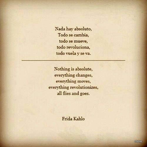 Frases y poemas de Frida Kahlo  (31)