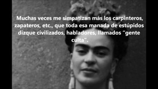 Frases y poemas de Frida Kahlo  (32)