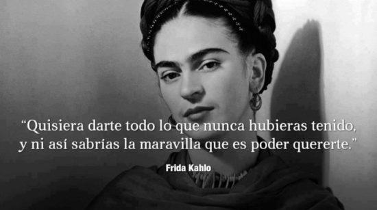 Frases y poemas de Frida Kahlo  (34)