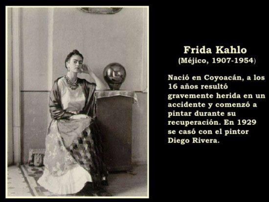 Frases y poemas de Frida Kahlo  (4)