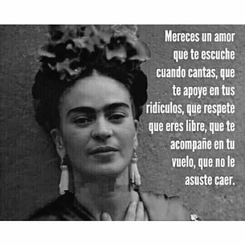 Frases y poemas de Frida Kahlo  (8)