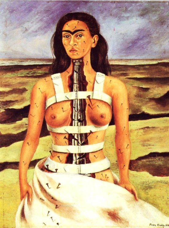 pinturas de Frida Kahlo (1)