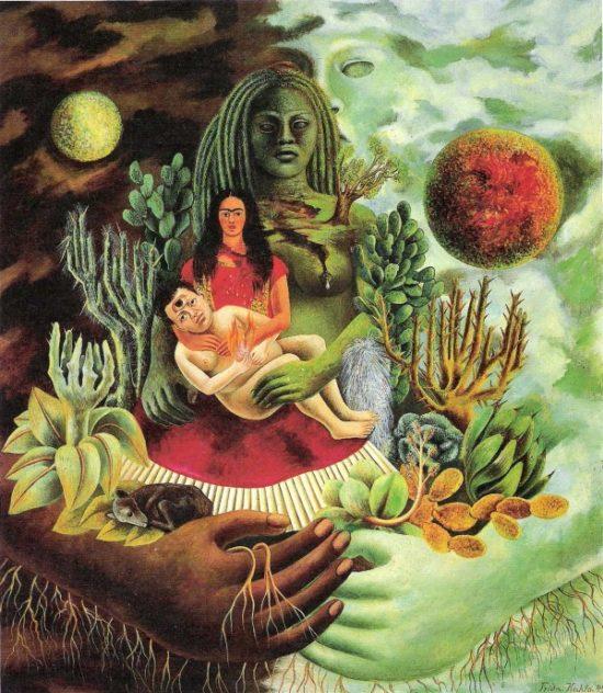 pinturas de Frida Kahlo (3)