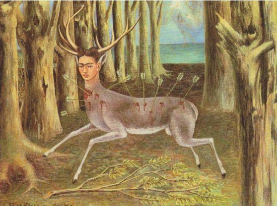 pinturas de Frida Kahlo (4)