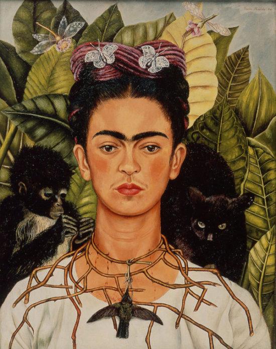pinturas de Frida Kahlo (7)
