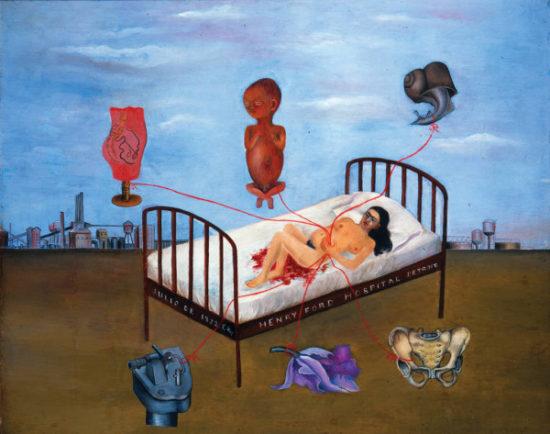 pinturas de Frida Kahlo (8)