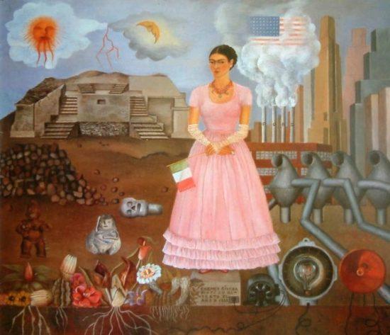 pinturas de Frida Kahlo (9)