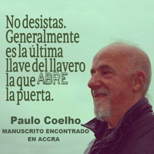 Memorables Poemas Y Frases De Paulo Coelho Informacion Imagenes