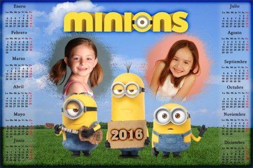 Calendario_2016_Minions-tile