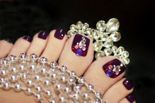 Nail-Art-en-los-pies-Si-o-no-2
