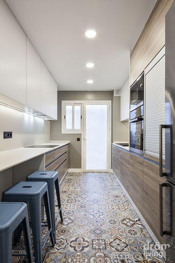 Decoraci n de interiores de casas modernas 60 im genes - Pisos modernos decoracion ...
