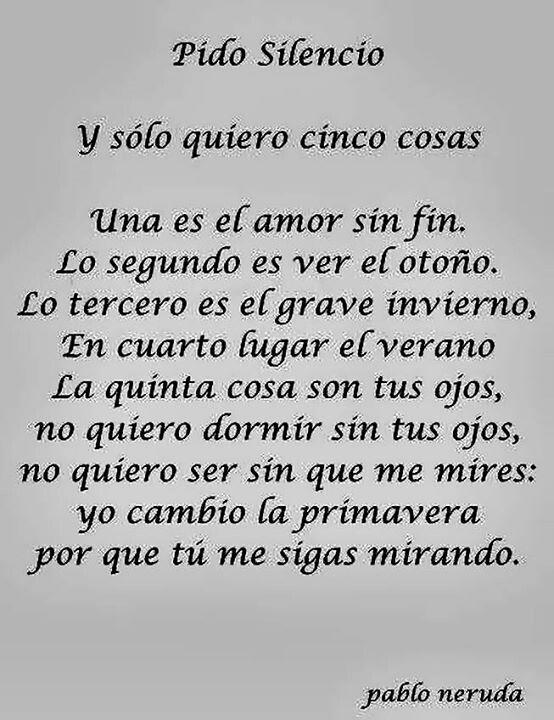 Frasesamor Frases Celebres De Amor Pablo Neruda