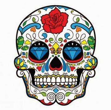 Imágenes De Calaveras Mexicanas Chidas Diseños De Día De Muertos