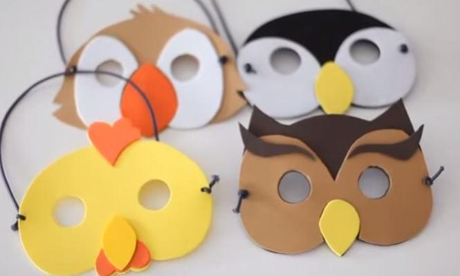 Mascaras Decoradas Para Ni Ef Bf Bdos