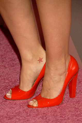 Small Star Tattoos For Women