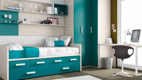 Te mostramos el catálogo de dormitorios juveniles KidsUP2 con su gran variedad de opdiones y colores para poder combinar cualquier habitación juvenil y pequeño despacho.