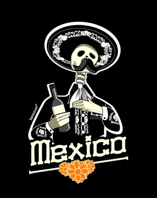 calavera_mexicana_by_onixgrafico