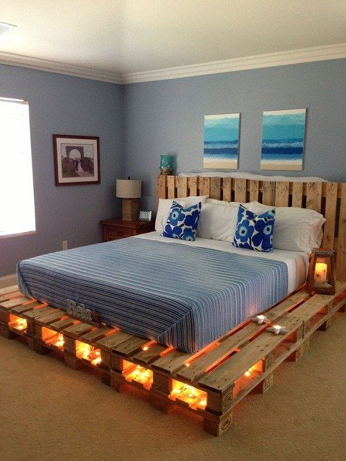 cama-de-palets-con-luces