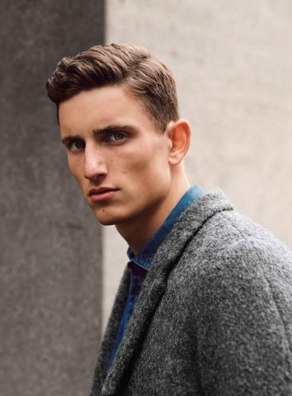 Imagenes De Cortes De Pelo Corto Modernos Para Hombre Informacion - Peinados-modernos-para-hombres