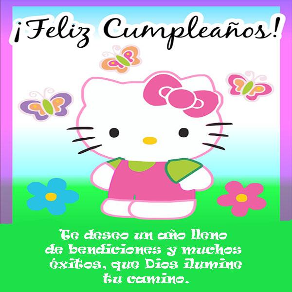 Felicitaciones de cumpleaños, Tarjetas con frases de Felíz ...